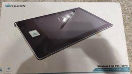 Графические планшеты - Графический планшет Huion DWH69 Wi-Fi, 0