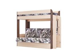 """Кровати - Кровать-чердак с диван-кроватью """"Немо"""" (с…, 0"""