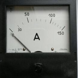 Электроустановочные изделия - Амперметр Э365 150/5 А, 0