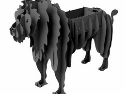 Грили, мангалы, коптильни - Мангал ЛЕВ 184x53x107 см, 0