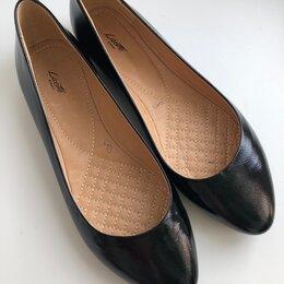 Туфли - Балетки lisette лаковая кожа 37,5 туфли без каблука, 0