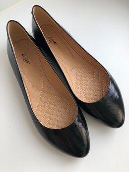 Туфли - Балетки lisette лаковая кожа 37,5 туфли без…, 0