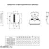 Водяной тепловентилятор Тепломаш КЭВ-49Т3.5W2 по цене 29885₽ - Водяные тепловентиляторы, фото 2