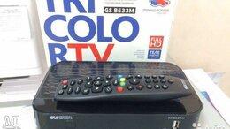 ТВ-приставки и медиаплееры - Цифровой двухтюнерный спут. приёмник GS B533M, 0