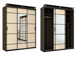 Шкафы, стенки, гарнитуры - Шкаф-купе Фудзи 3х створчатый 1700, 0
