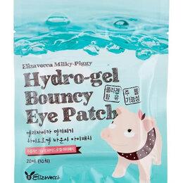 Для глаз - Набор масок-патчей Hydro-gel Bouncy Eye Patch 20шт, 0