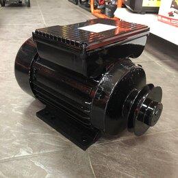 Электроустановочные изделия - электродвигатель асинхронный 2.2кВт 2800об/мин, 0