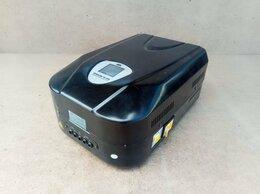 Стабилизаторы напряжения - Стабилизатор напряжения iek 10 ква с дефектом, 0