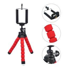 Фотоаппараты - Универсальный гибкий мини штатив, 0