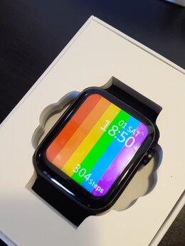 Умные часы и браслеты - Новые Часы Apple Watch 6, 0