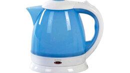 Электрочайники и термопоты - Чайник электрический Gelberk GL-401 синий, 0