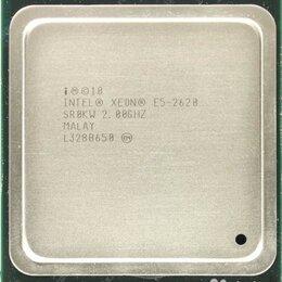 Процессоры (CPU) - Процессор XEON E5-2620 V1 6ядер/12потоков, 0
