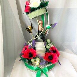 Цветы, букеты, композиции - Букеты и композиции из конфет , 0