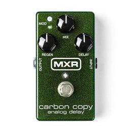 Процессоры и педали эффектов - Dunlop M169 MXR Carbon Copy Analog Delay Педаль…, 0