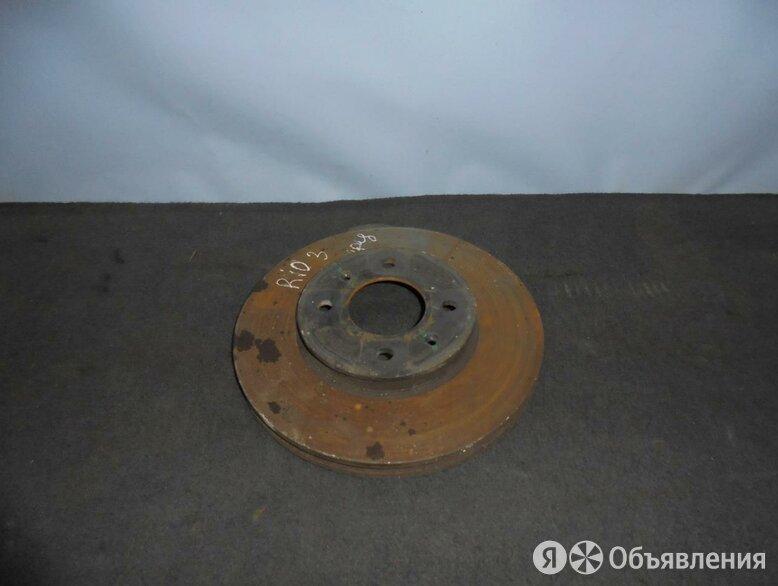 Диск тормозной перед Kia Rio III с11-17  (517120U000) по цене 700₽ - Тормозная система , фото 0