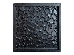 """Тротуарная плитка, бордюр - Форма для тротуарной плитки """"Галька"""", 0"""