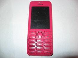 Мобильные телефоны - Nokia 206 Dual Pink White, 0