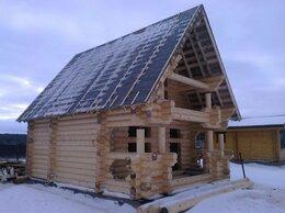 Готовые строения - Дом из бревна сруб от производителя, 0