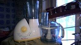 Кухонные комбайны и измельчители - кухонный комбайн  MULINEX Франция блендер и…, 0