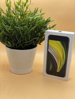 Мобильные телефоны - iPhone SE black 64gb Ростест Б/У, 0