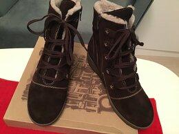 Ботинки - Ботинки зимние новые 41 размер повышенной полноты, 0