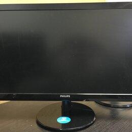 Мониторы - ЖК монитор Philips 246V, 0
