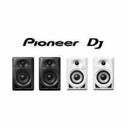 """Оборудование для звукозаписывающих студий - Pioneer DM пара активных студийных мониторов, 4"""", 0"""