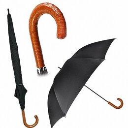 Галстуки и бабочки - Большой мужской зонт трость TE17001, 0