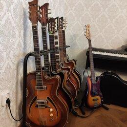 Электрогитары и бас-гитары - Гитары, 0