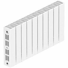 Радиаторы - Радиатор биметаллический секционный RIFAR RIFAR SUPReMO 500 10 секций радиато..., 0