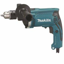 Для дрелей, шуруповертов и гайковертов - Дрель ударная Makita HP1630 710Вт…, 0