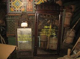 Зеркала - Старинное зеркало в деревянной резной раме,…, 0