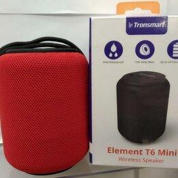 Портативная акустика - Tronsmart Element T6 Mini - Bluetooth колонка, 0