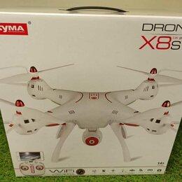 Квадрокоптеры - Квадрокоптер Syma X8SW, 0