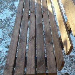 Скамейки - Изготовление уличных скамеек, 0