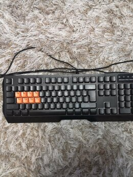 Клавиатуры - Клавиатура Bloody, 0