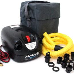 Аксессуары и комплектующие - Электронасос Marlin GP-80 для лодок и мебели, 0