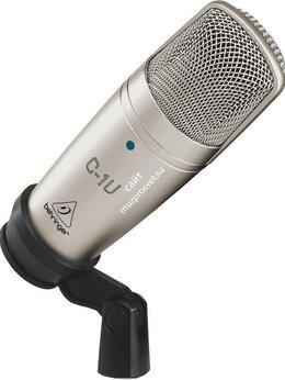 Микрофоны - Микрофон BEHRINGER C-1, 0