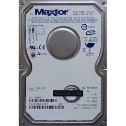 Внешние жесткие диски и SSD - Винчестер IDE 80Gb Maxtor, 0