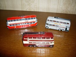 Модели - Corgi.Трамвай.Троллейбусы, 0