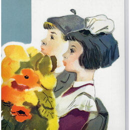 Детская литература - Агния Барто. В школу, книжка детская, большой формат, стихи, дети, 0