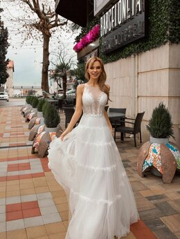Платья - Свадебное платье Rivero Bridal, 0