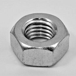 Шайбы и гайки - Гайка шестигранная М12, 0