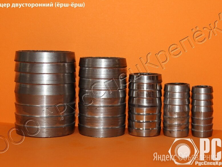 Штуцер ерш-резьба по цене 30₽ - Водопроводные трубы и фитинги, фото 0