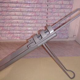 Прочие принадлежности - Раскладная металлическая подставка для удилища, 0