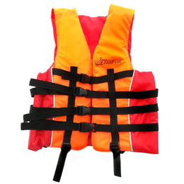 Спасательные жилеты и круги - Жилет спасательный КОВЧЕГ L - XL модель №2, 0