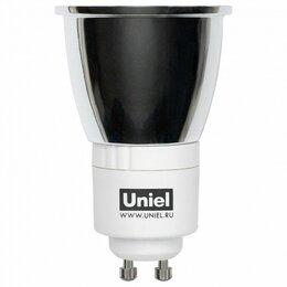 Лампочки - Лампа компактная люминесцентная Uniel  GU10 7Вт 4200K 00600, 0