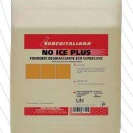 Кровля и водосток - Жидкость против обледенения кровли, водостоков No ice plus (концентрат) 5 кг., 0