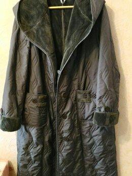 Пальто - Пальто демисезонное женское 50-52, 0