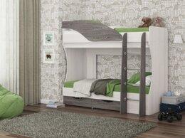 Кроватки - Кровать двухъярусная Дельфин, 0